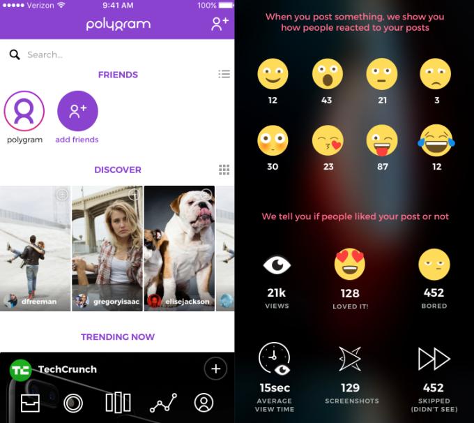 polygram-app-screenshot