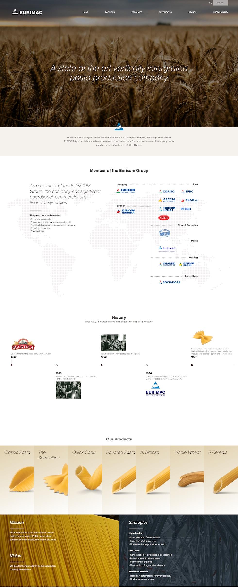 EURIMAC Homepage