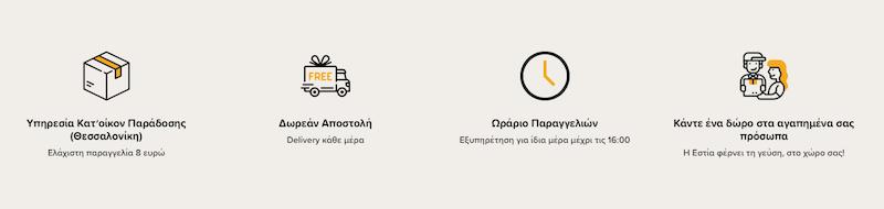 Estia delivery shop design development 3
