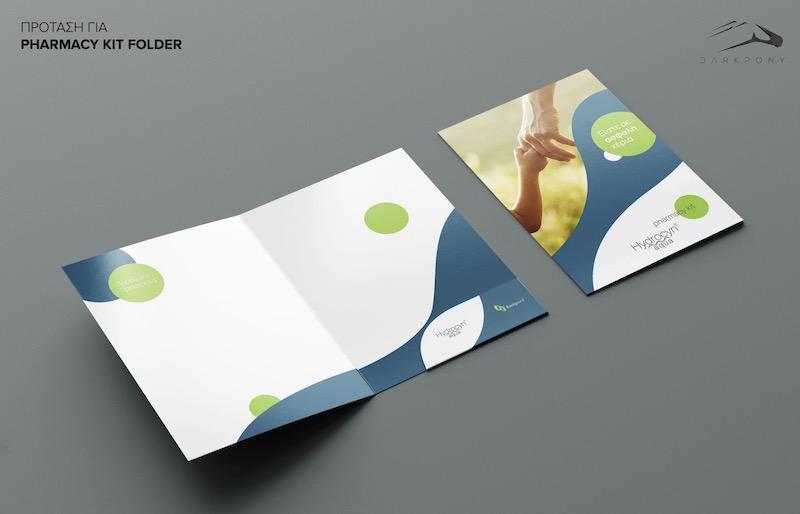 Lifecyn Branding logo folder & notebook 1