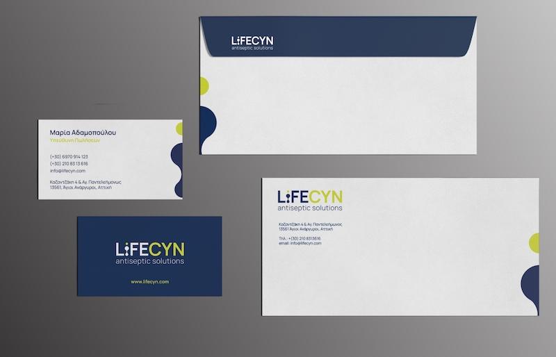 Lifecyn Branding logo6